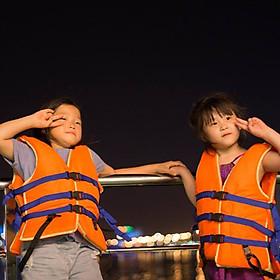 [LABANTOUR] Vé du thuyền sông Hàn Đà Nẵng về đêm (vé trẻ em)