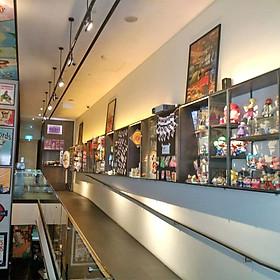 Vé Vào Cổng Tham Quan Bảo Tàng Đồ Chơi Mint, Singapore