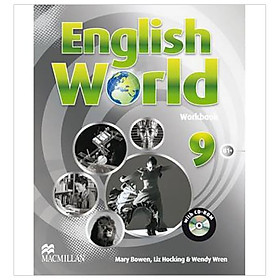 English World Workbook and CD-ROM Level 9