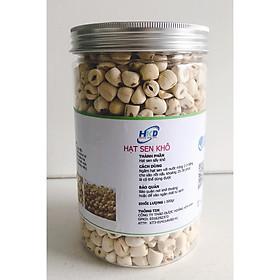 Hạt sen sấy khô (500gr)