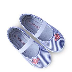 Giày búp bê bé gái quai chun NomNom EPG1931