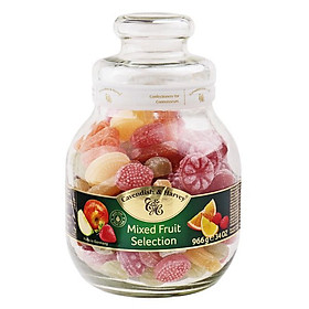 Kẹo trái cây Cavendish & Harvey Fruit Candies hủ lớn 966gr