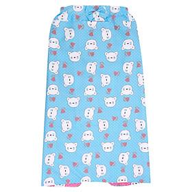Váy Chống Nắng Em Bé Mật Fashion VCNEM Freesize - Giao Màu Ngẫu Nhiên