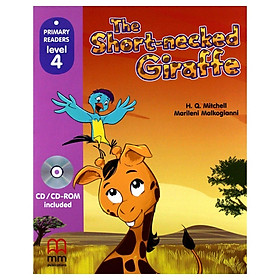 THE SHORT-NECKED GIRAFFE S.B. (with CD-ROM) British & American Edition