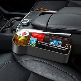 Khay để đồ khe ghế xe hơi, ô tô hàng chính hãng Baseus
