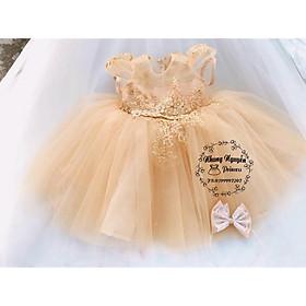 Váy công chúa cao câp mã Cc04