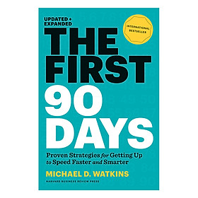 Harvard Business Review Press The First 90 Days