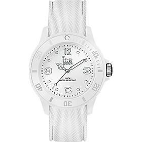 Ice-Watch - ICE Sixty Nine White - Women's Wristwatch with Silicon Strap