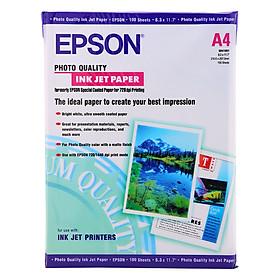 Giấy In Ảnh A4 Epson 2 Mặt 50 Tờ Định Lượng 230Gsm