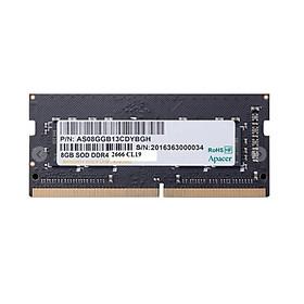Hình đại diện sản phẩm RAM DDR4 Apacer 8GB 2666Mhz CL19 for Notebook (ES.08G2V.GNH) - Hàng Chính Hãng