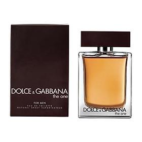 Dolce & Gabbana The One For Men Eau de Toilette 50ml Spray