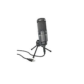 Micro Thu Âm Audio Technica AT2020USB+ - Hàng Chính Hãng