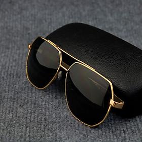 Kính mát nam nữ chính hãng PAGINI - Kính phân cực đổi màu chống lóa, chống tia UV - Tặng hộp kính và khăn lau - KINH6522B