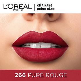 Bộ 3 Son L'Oreal Paris Color Riche Matte - Đỏ Quyến Rũ-4