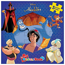 Disney Aladdin My First Puzzle Book