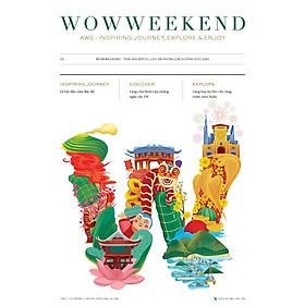Tạp chí Wowweekend vol 2 Xuân Canh Tý 2020