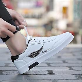 Giày thể thao nam, giày sneaker nam lông vũ G026