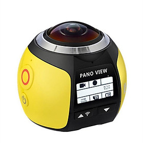 360 Angle Panoram Sport Camera DV VR Video Camera