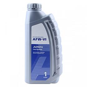 Nhớt Hộp Số Tự Động AISIN ATFDVI1P ATF-VI Dexron VI (1L)
