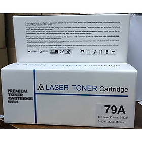 Hộp mực 79A – cho máy in HP LaserJet Pro M12w / M12a / M26a / M26nw /… – CF279A