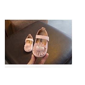 Giày búp bê đính hoa cúc dành cho bé gái BB11