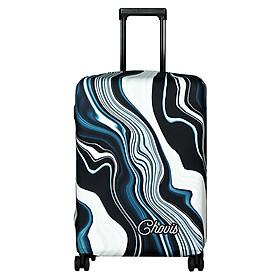 Túi Bọc Vali Chovis ROC006 (Size M/ Size 24