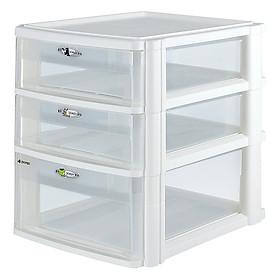 Tủ ngăn kéo trong suốt đa năng Livinbox