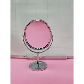 Gương Trang Điểm Để Bàn 2 Mặt G001