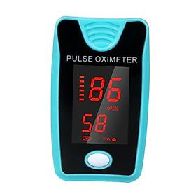 Mini Finger Tip Pulse Oximeter Blood Oxygen SpO2 Monitor Home Detector