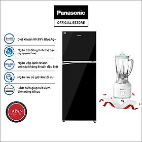 [CHỈ GIAO HCM] Tủ lạnh Panasonic Inverter 268 lít NR-TV301VGMV – Diệt khuẩn 99.99% – Ướp lạnh nhanh – Hàng chính hãng