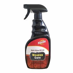 Xịt đánh bóng và bảo dưỡng đồ gỗ Hando cao cấp