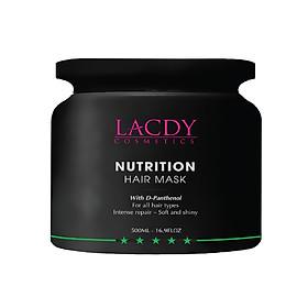 Hấp dầu khô gãy hư NUTRITION HAIR MASK L700 ( 500ml )