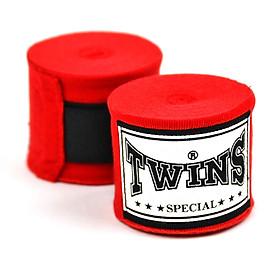 Băng quấn tay Boxing Twins co dãn ( bán theo cặp ) - Đỏ