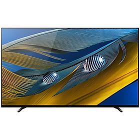 Smart Tivi OLED Sony 4K 55 inch XR-55A80J Mới 2021