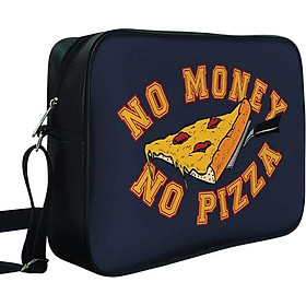 Túi Chéo Hộp No Money, No Pizza - TCTE142