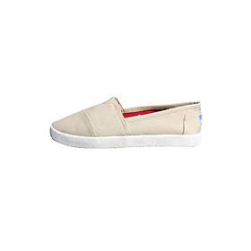 Giày Vải Nữ TS69 - Kem