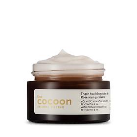 Thạch Hoa Hồng Dưỡng Ẩm Cocoon 30ml