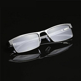 Kính lão thị viễn thị gọng lò xo đàn hồi trung niên cao cấp kv139 mắt cực sáng và trong