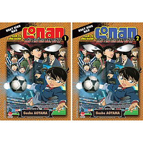 Combo Thám Tử Lừng Danh Conan: Cầu Thủ Ghi Bàn Số 11 (2 Tập)