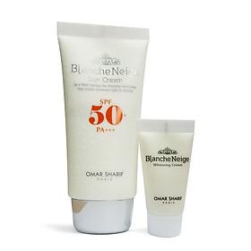 Blanche Sun Cream SPF 50+PA+++  Chống nắng ngăn ngừa Sạm Nám