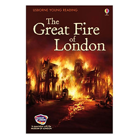 Usborne Young Reading Series Two: The Great Fire of London