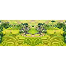 Tranh Dán Tường 3D Cao Cấp Human_62981