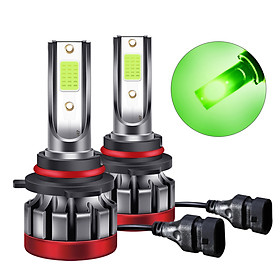 9006 LED Headlight Bulbs,30W 3000 Lumens Super Bright LED Headlights Conversion Kit IP68 Waterproof,Pack of 2