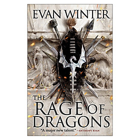 The Rage of Dragons (Book 1 of 2 in the Burning Series)