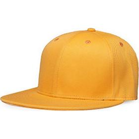 Mũ Bóng Chày Vải Cotton - 6 Màu