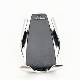Giá đỡ kiêm sạc nhanh không dây trên ô tô Smart Sensor S5