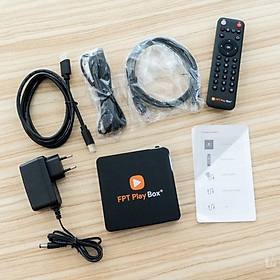 Đầu Android TV FPT Play Box+ bản 2021 chíp S500/Ram 1G/ hàng chính hãng