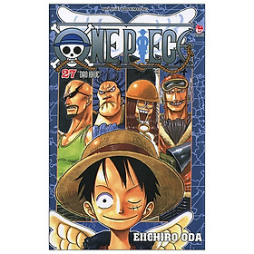 One Piece Tập 27: Dạo Khúc (Tái Bản 2020)