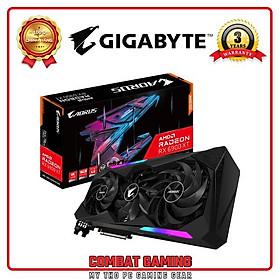 Card Màn Hình GIGABYTE 6900 XT AORUS MASTER 16GB GDDR6- Hàng Chính Hãng