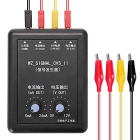 4-20mA 0-10V Signal Generator 24V Current Voltage Transmitter Signal Source Constant Current Source